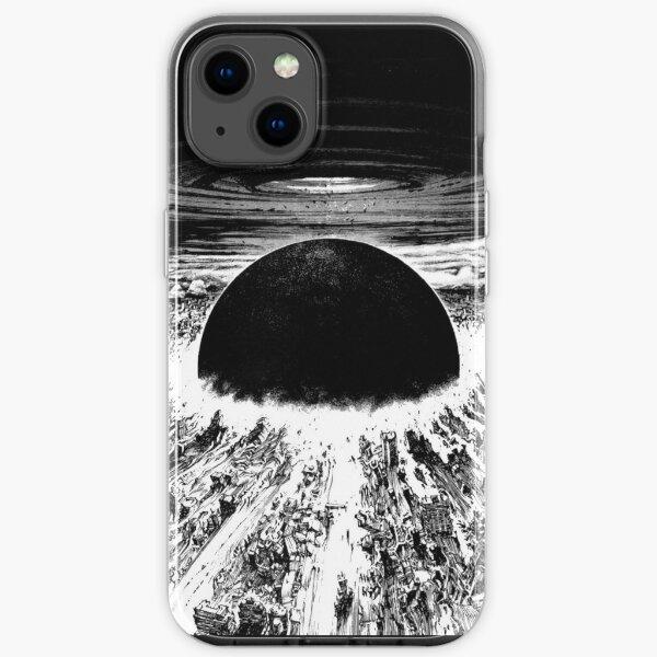 Akira awaken neo tokyo explosion iPhone Soft Case