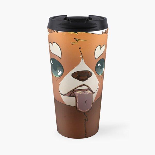 Fierce and ferocious beast Travel Mug