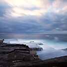 Cloudy Morning by Mark  Lucey