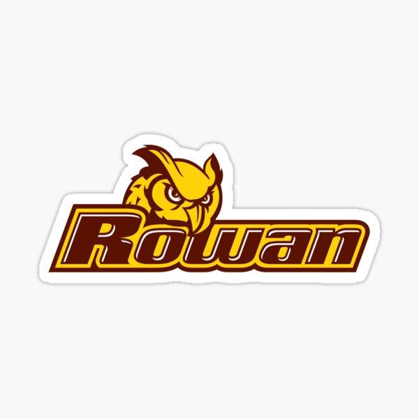 Rowan University RU Sticker Sticker