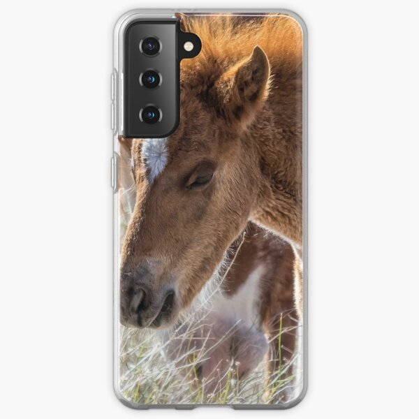 Salt River Sleepy Foal Samsung Galaxy Soft Case