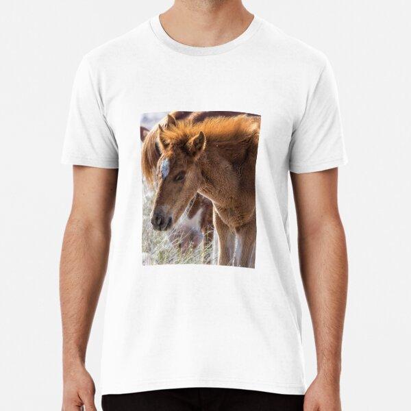 Salt River Sleepy Foal Premium T-Shirt