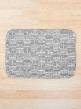 The Arecibo Message 0010 - Terminal Bath Mat