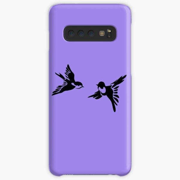 Birds in Flight Samsung Galaxy Snap Case
