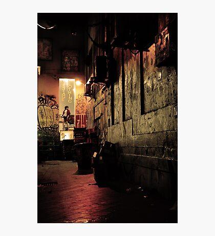 Melbourne's Laneways & Alleys 4 Photographic Print