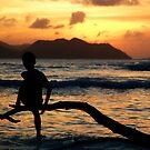 Ladigue first sunset by Gyuri Nagy