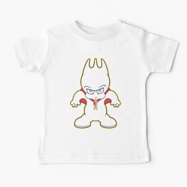 Sporky Action Figure - LG Baby T-Shirt