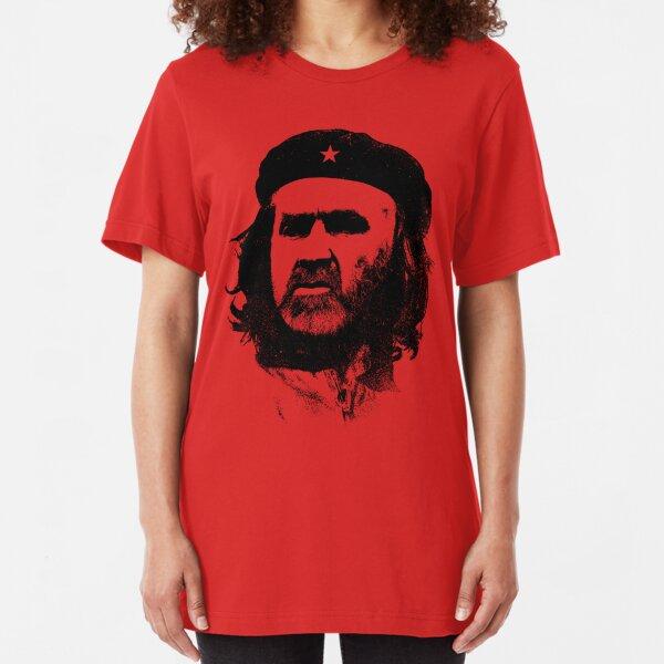 Hommes Iconique Capuche Freedom Fighter Cuba Che Guevara Visage Silhouette