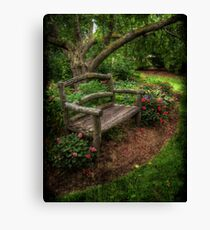 A place to gather... Canvas Print
