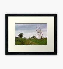 Thurne Windmill Framed Print