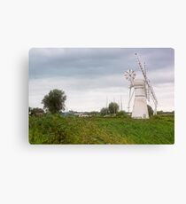 Thurne Windmill Canvas Print