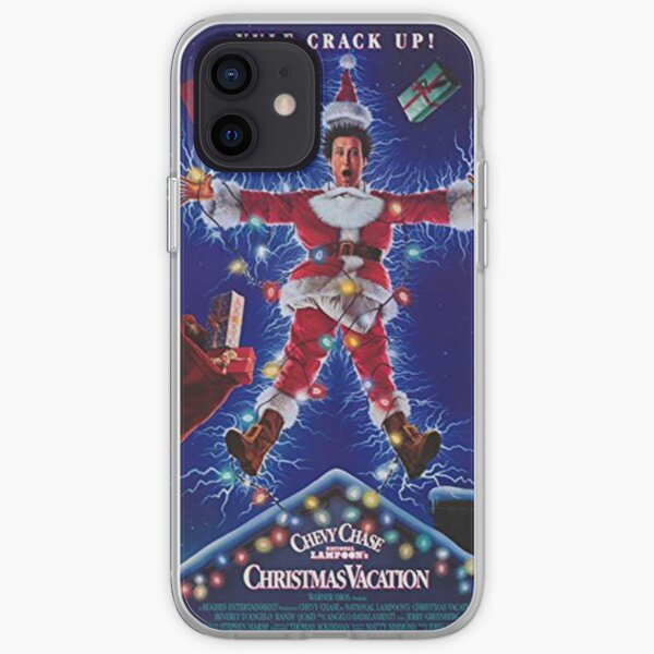 National Lampoon's Christmas Vacation POSTER Movie iPhone Soft Case