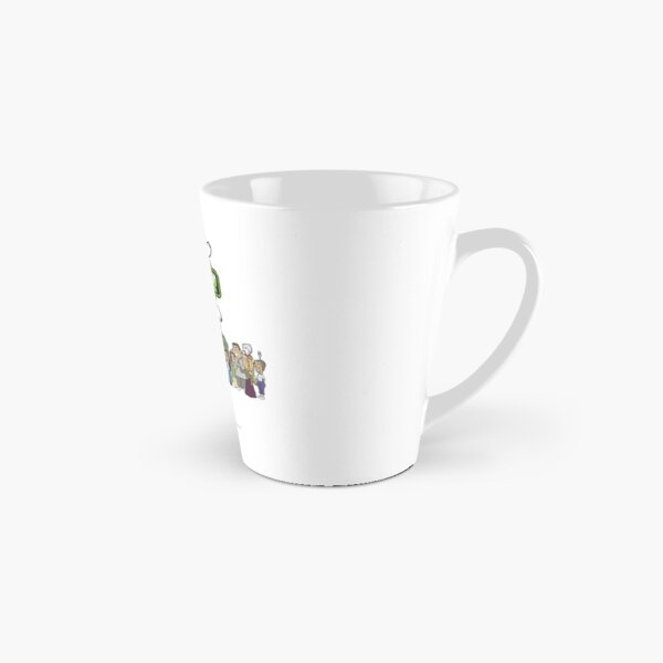 Adventures of Sporky Poster Tall Mug