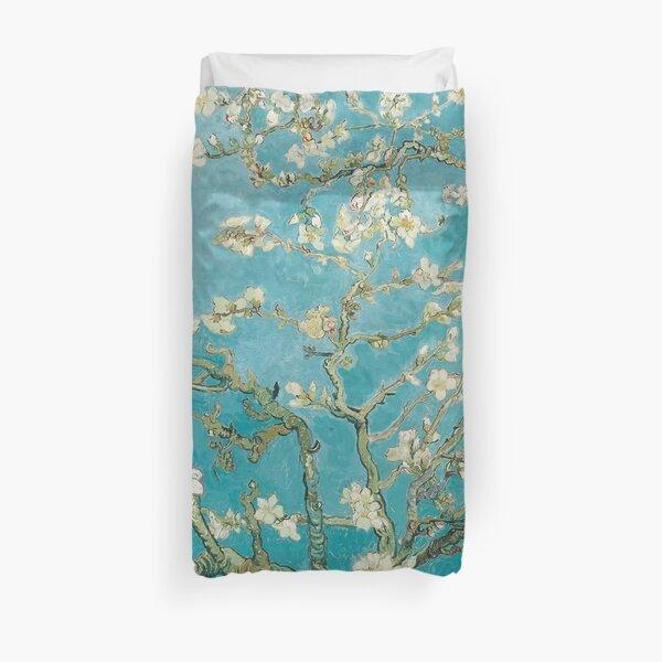 Vincent Van Gogh Almond Blossoms at St. Remy Duvet Cover
