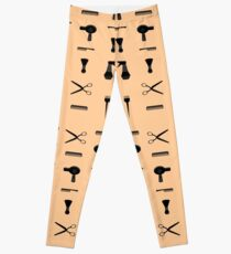 hairdresser hairdresser hairdresser trimmed beard trimmer Leggings