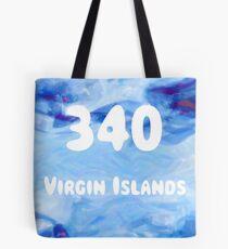 340, VI Tote Bag