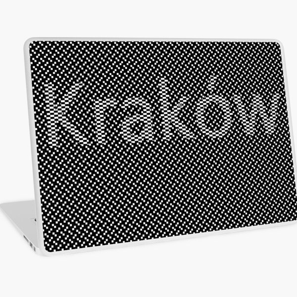 #Kraków (#Cracow, #Krakow), Southern #Poland City, Leading Center of Polish Academic, Economic, Cultural and Artistic Life Laptop Skin