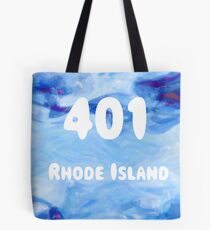 401, RI Tote Bag