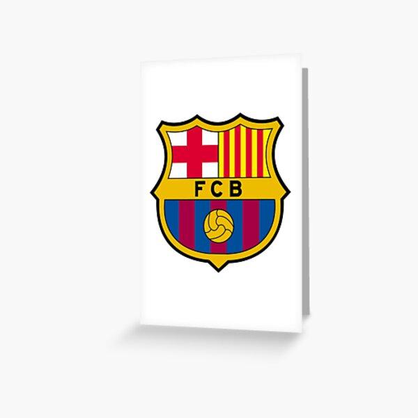FC Barcelona Carte de vœux