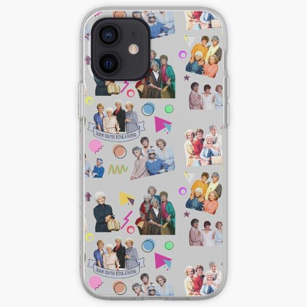 the golden girls iPhone Soft Case