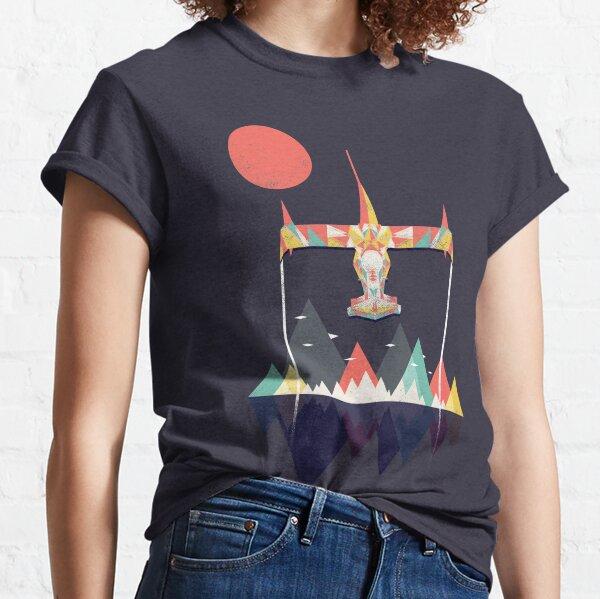 Swordfish Sunset Classic T-Shirt