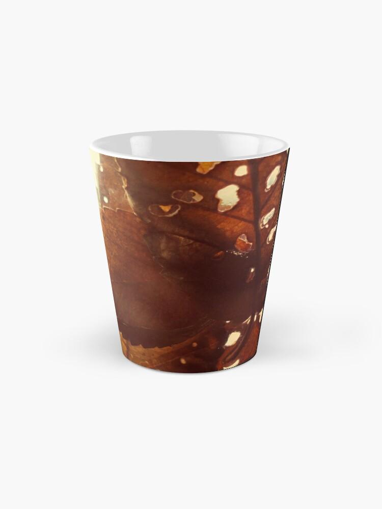 Alternate view of Frozen Fall Mug