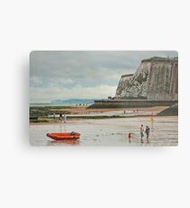 Broadstairs in Kent Metal Print