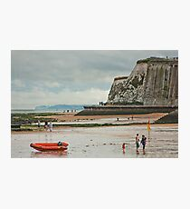 Broadstairs in Kent Photographic Print