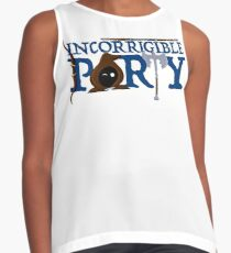 The Incorrigible Party Sleeveless Top