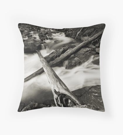 Crossing Fainters Throw Pillow
