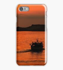 Hoping for a good catch iPhone Case/Skin