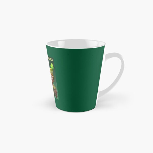 """The Cowplant!"" Movie Poster  - The Sims 4 Plumbob Basegame Poster Tall Mug"
