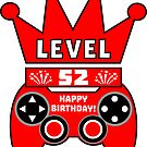 Level 52 Complete by wordpower900