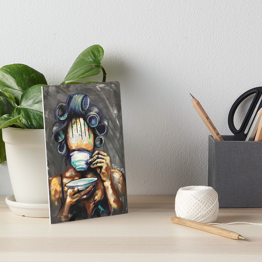 ArtNSole  Art Board Print
