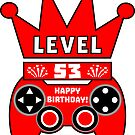 Level 53 Complete by wordpower900