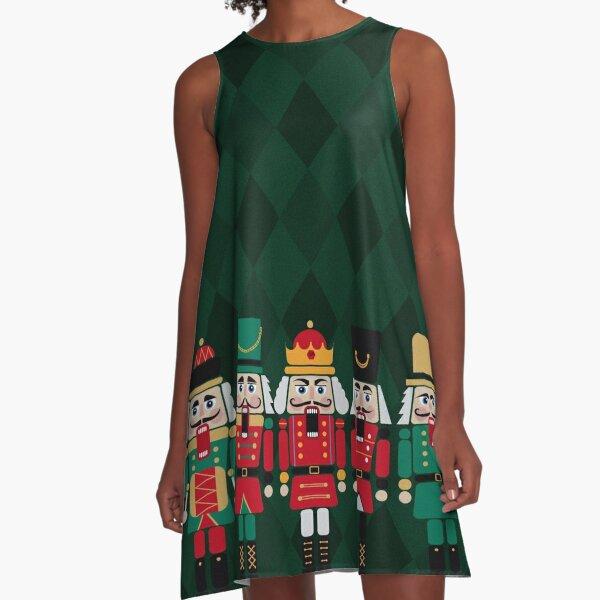 The Nutcrackers A-Line Dress