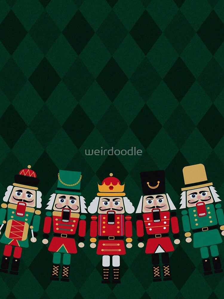 The Nutcrackers by weirdoodle