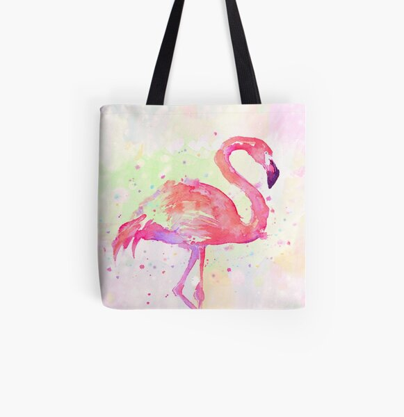 Be Unique and Stand Tall All Over Print Tote Bag