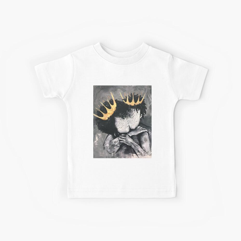 Naturally Royalty Kids T-Shirt