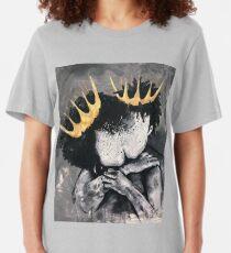 Naturally Royalty Slim Fit T-Shirt