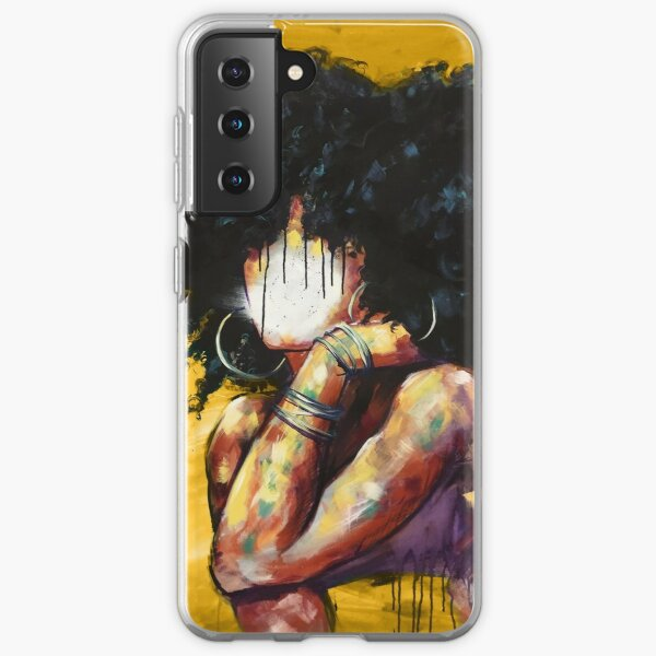 Naturally II GOLD Samsung Galaxy Soft Case