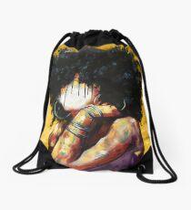 Naturally II GOLD Drawstring Bag