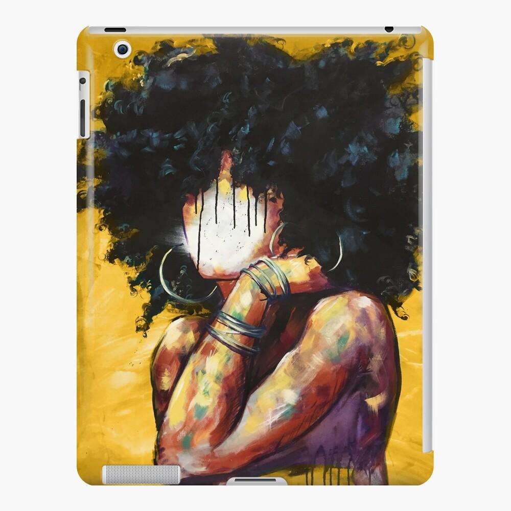 Naturally II GOLD iPad Case & Skin