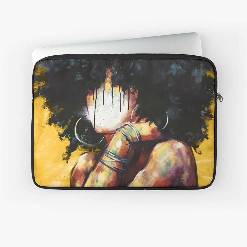 Naturally II GOLD Laptop Sleeve