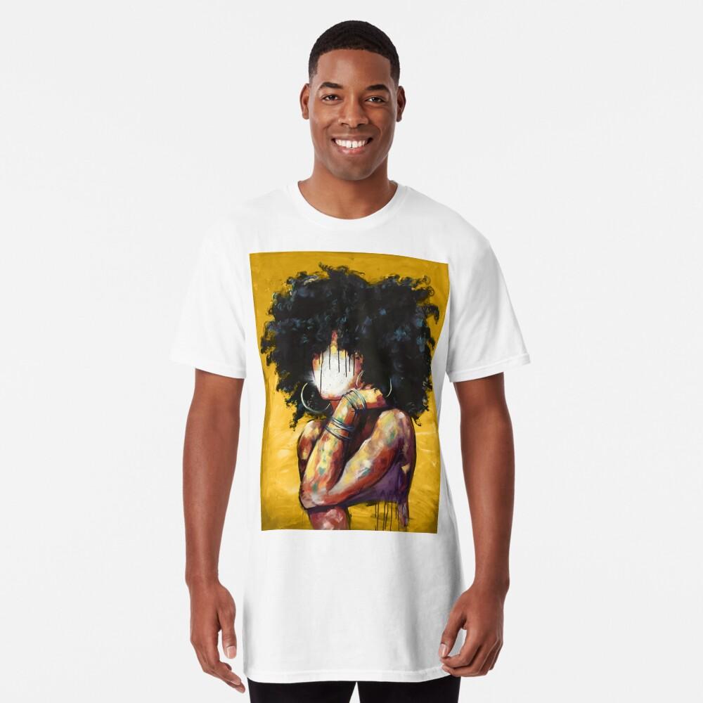 Naturally II GOLD Long T-Shirt