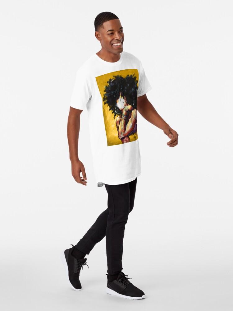 Alternate view of Naturally II GOLD Long T-Shirt