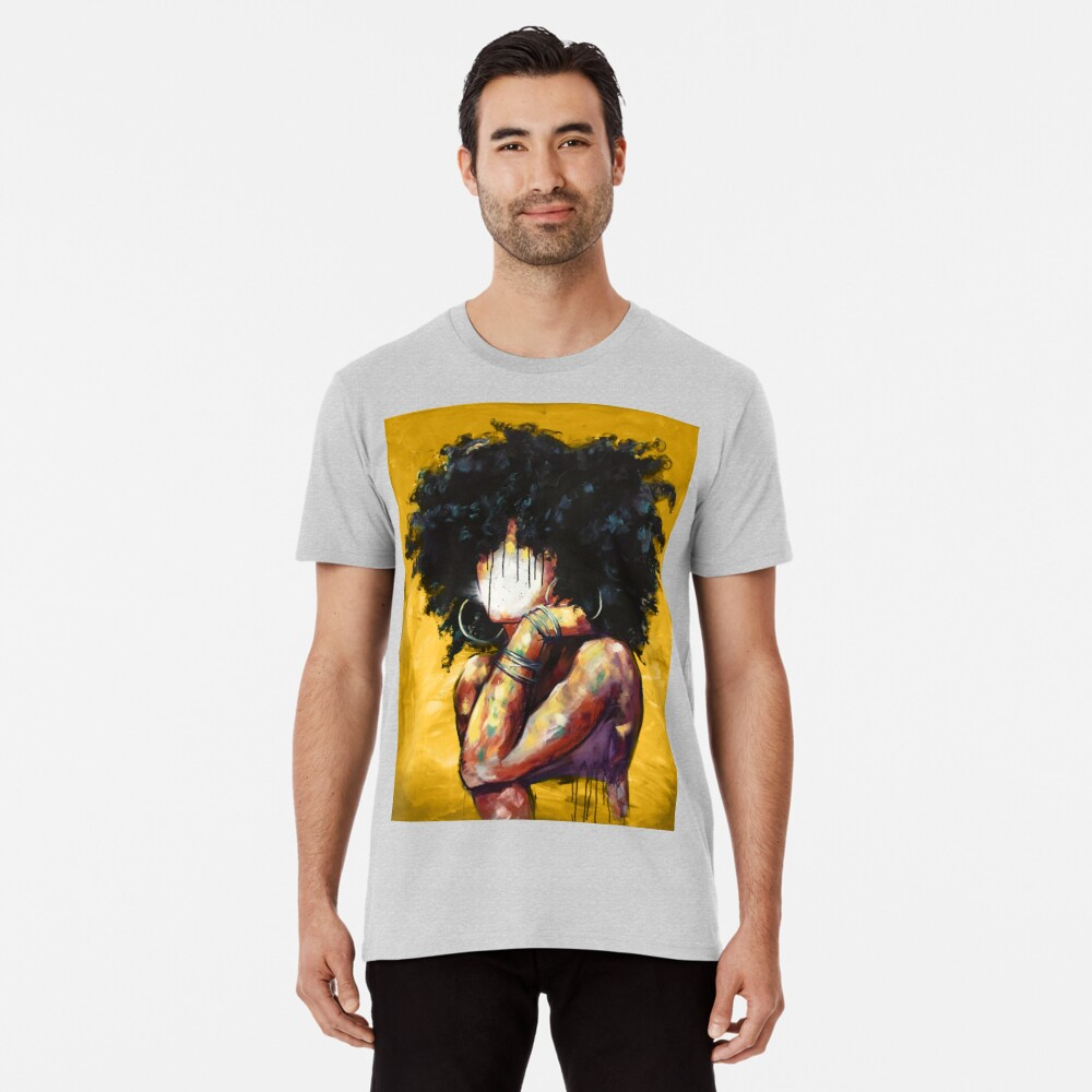 Naturally II GOLD Premium T-Shirt