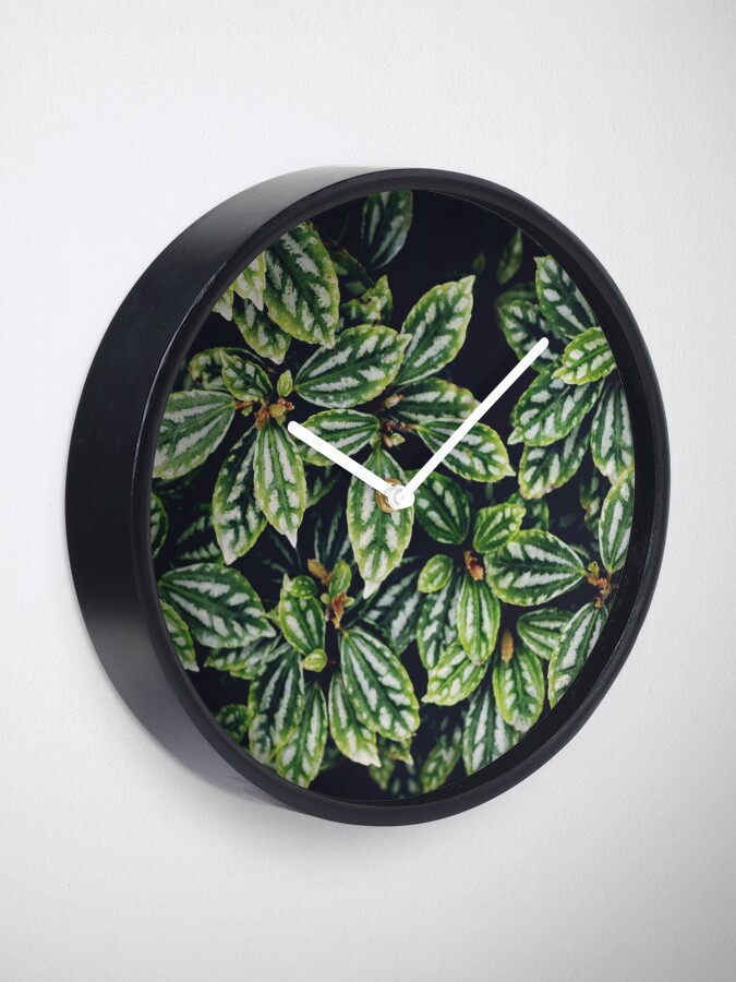 Alternate view of Tropical vibes Clock