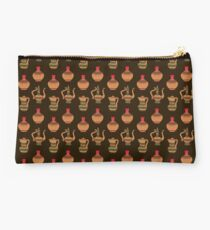 The Ethnic Water Jug Pottery  Studio Pouch