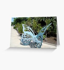 Butterfly Chair   ^ Greeting Card